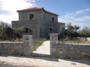 2 bed new home in Peloponnese, Messinia...