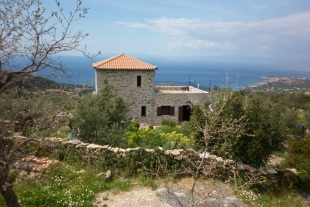 2 bedroom Detached house for sale in Peloponnese, Messinia...