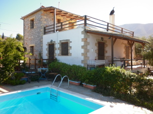 3 bed Detached property for sale in Peloponnese, Messinia...