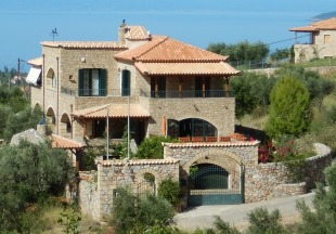 4 bedroom Detached Villa in Mani, Peloponnese