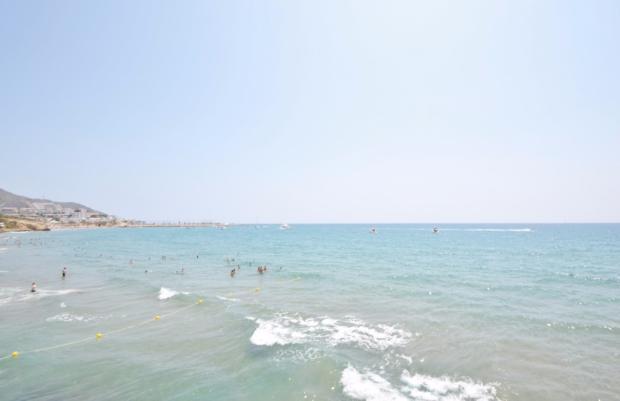 BEACH AT 50 METERS