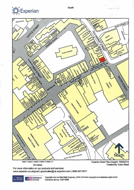 Retail property high street for sale in wind street for 116 john street floor plan