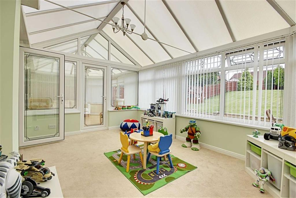 Double Conservatory