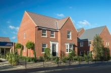 David Wilson Homes, Coming Soon - Thurstan's Rise