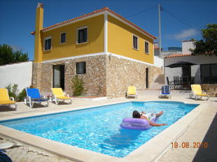 3 bedroom Detached Villa in Silver Coast (Costa de...