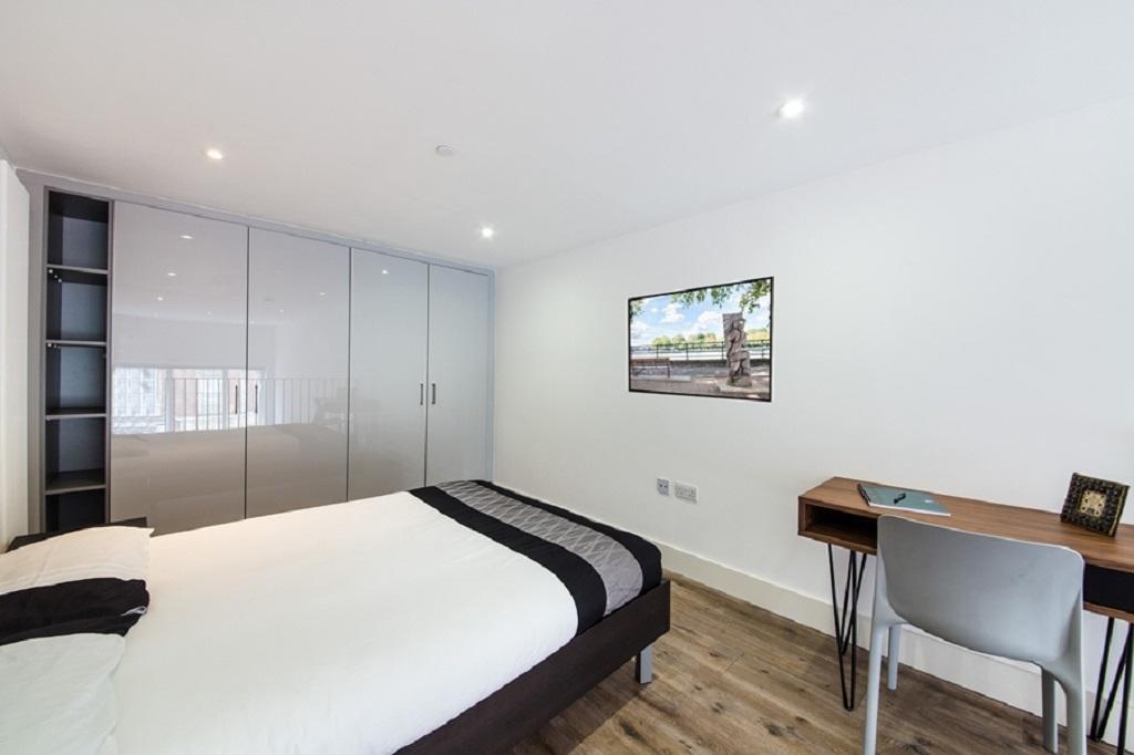 3-Level Bedroom