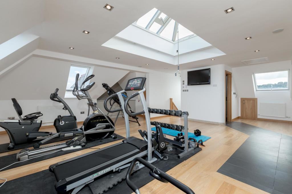 Gym / Double Bedroom