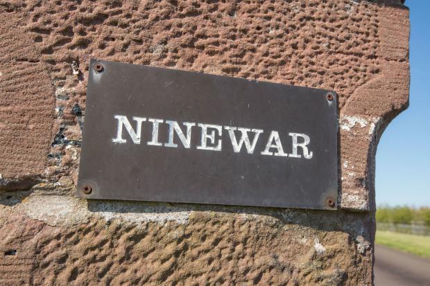 Ninewar Sign