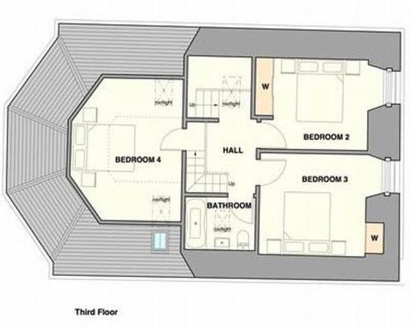 Floorplan - 2nd Floo