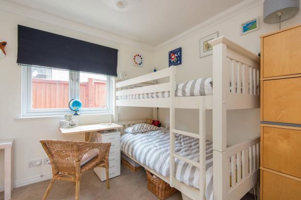 Double Bedroom Bunk