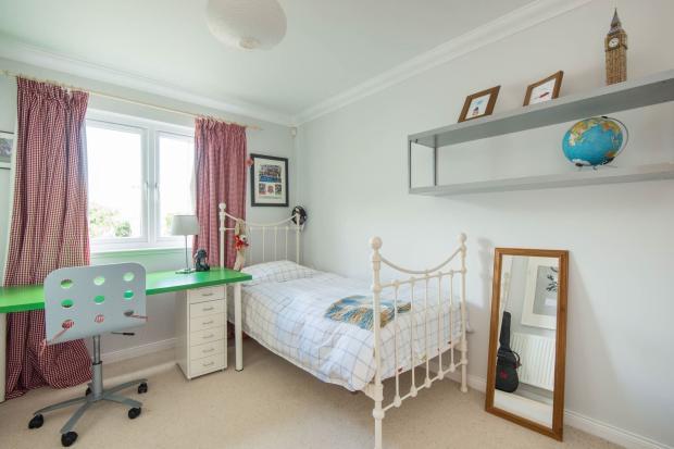 Double Bedroom Desk