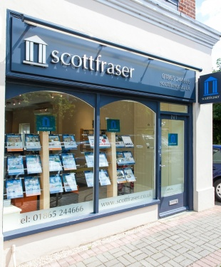 scottfraser, East Oxford, Sales branch details