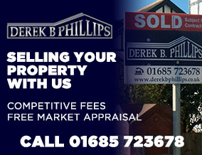 Get brand editions for Derek B Phillips, Merthyr Tydfil