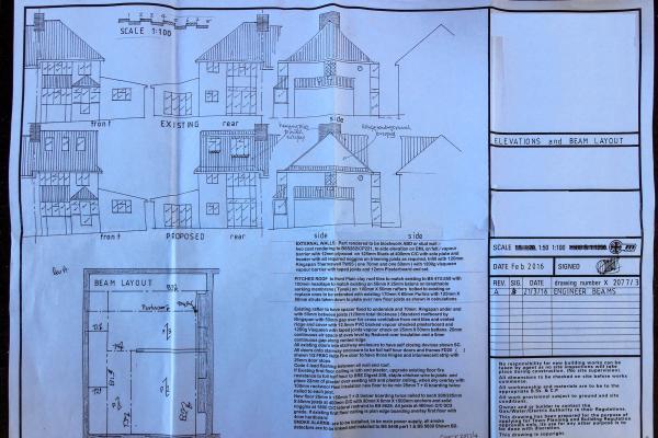 Proposed Loft Con...