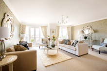 Mactaggart & Mickel Homes, The Marchfields Townhouses