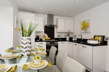 Barratt Homes, Coming Soon - Dalmeny Park