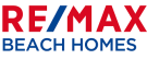RE/MAX, Re/max Beach Homes Logo