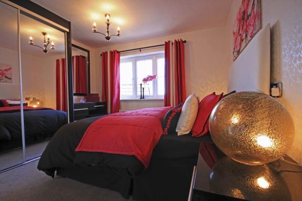 Stevenson bedroom