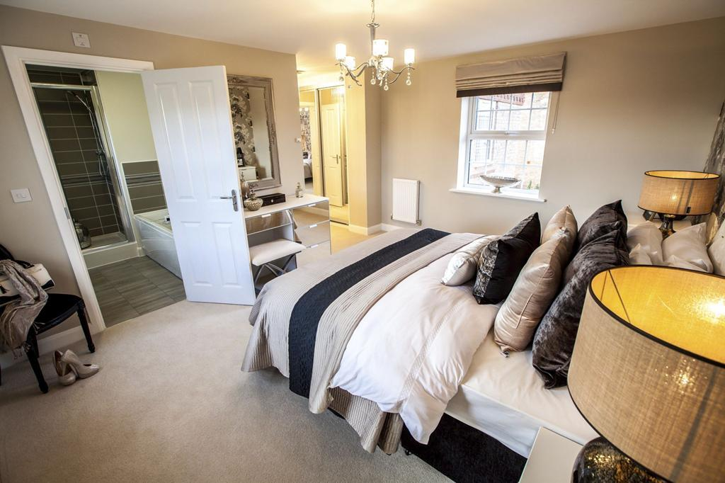 Brooklands bedroom