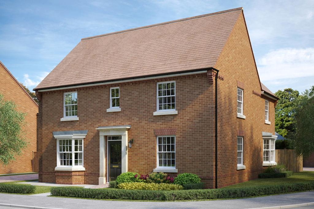 4 Bedroom Detached House For Sale In Fen Street Broughton