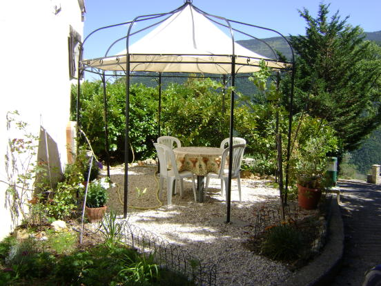 Pergola & Garden