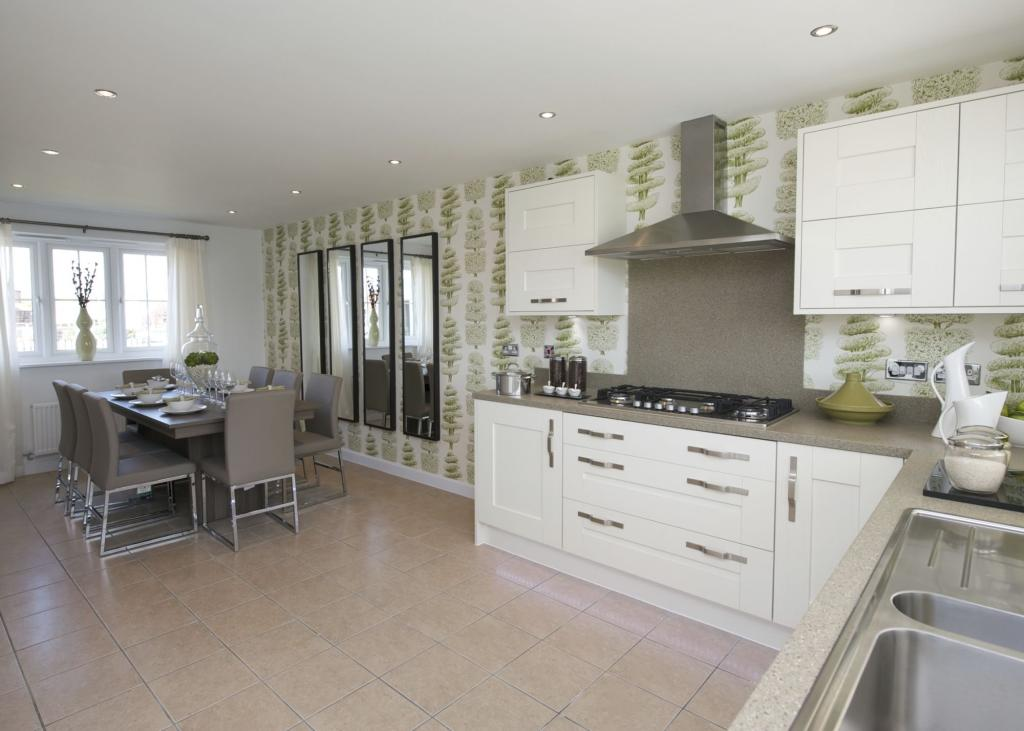 4 bedroom detached house for sale in main road crick for Dining room northampton