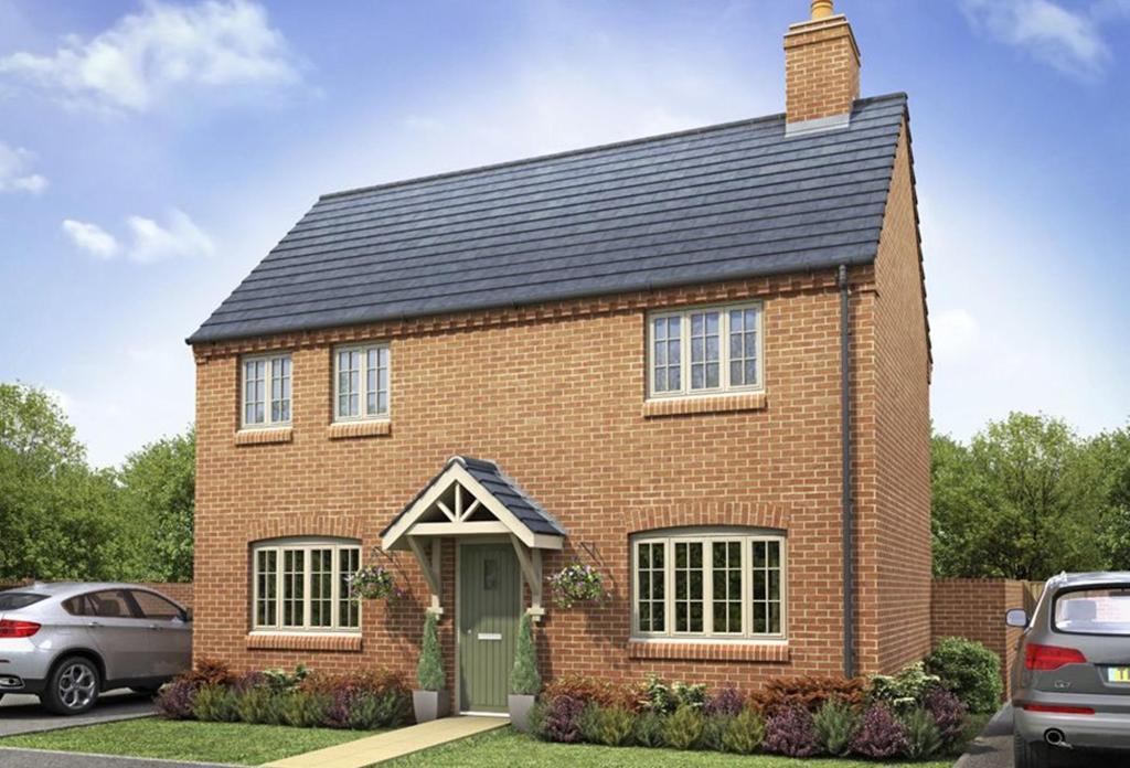 3 bedroom detached house for sale in halse road brackley