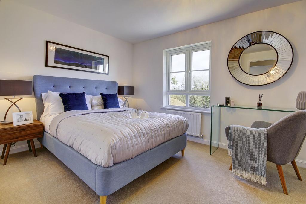 The Doune Master Bedroom