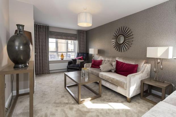 The Crichton Living Room