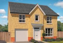 Barratt Homes, Coming Soon - Lockhart Gardens