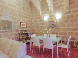 3 bed Character Property in Mosta
