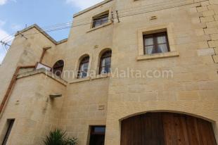 semi detached home in Gozo