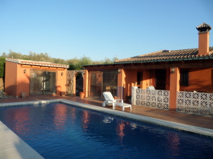 Finca for sale in Andalusia, M�laga, Co�n