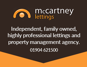 Get brand editions for McCartney Lettings, York