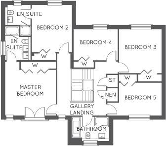 The Kennedy, Floor 2
