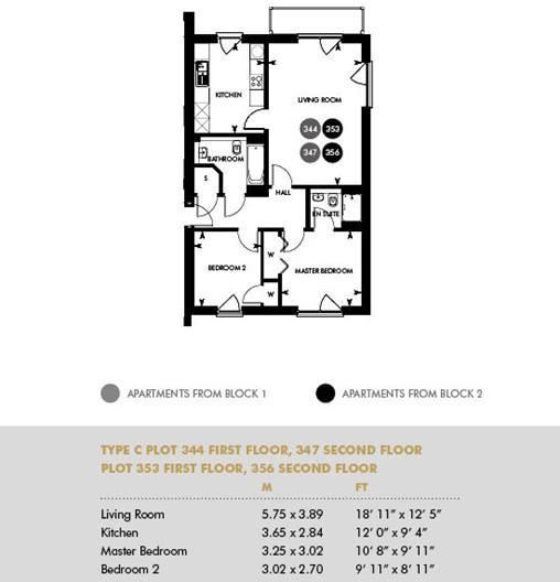 Plot 353, First Floor