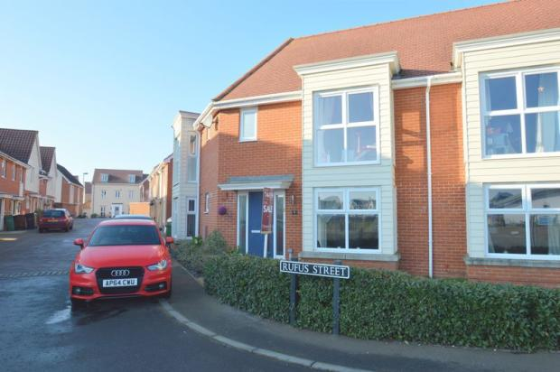 3 Bedroom Detached House For Sale In Rufus Street Queens Hill Norwich Nr8