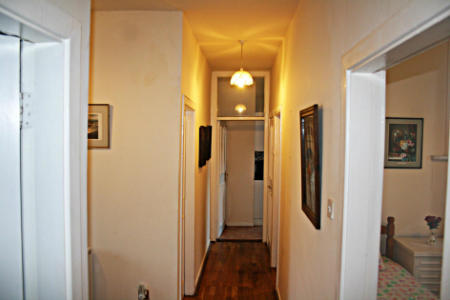 Hallway of Property