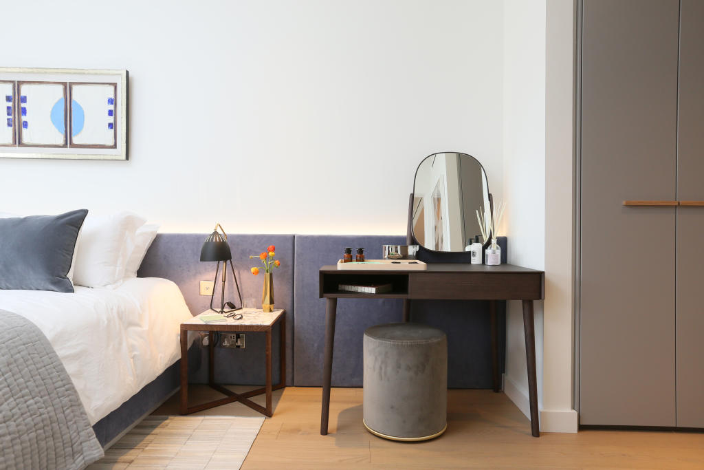 Battersea Power Station,Master Bedroom