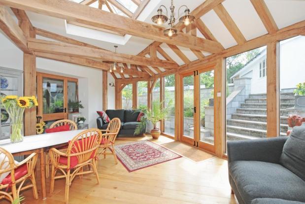 Garden Room With Under Floor Heating