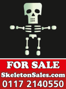 Skeleton Sales, Redland branch logo