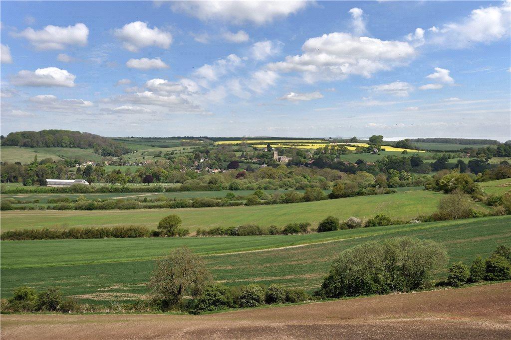 Farmland and Tealby