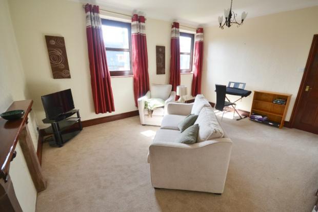 Apt 1 Living room