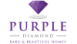 Purple Diamond, Cockermouth logo
