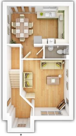 Savy Ground Floor Plan
