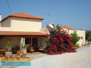 Villa for sale in Crete, Chania, Vamos