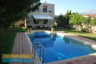 3 bedroom Villa in Crete, Chania, Vamos
