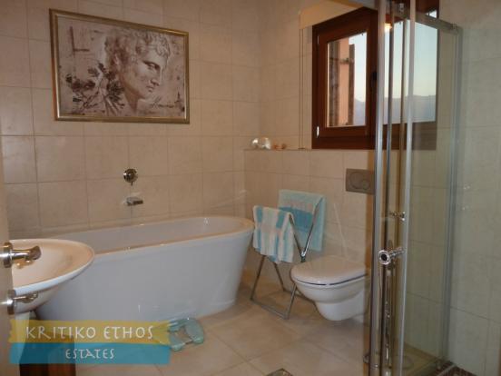 Master bath & shower