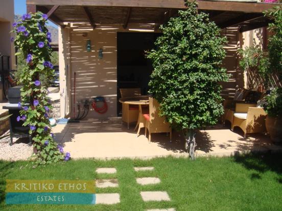 Ground floor garden