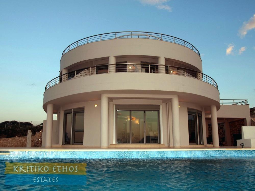4 bed Villa for sale in Kokkino Horio, Chania...